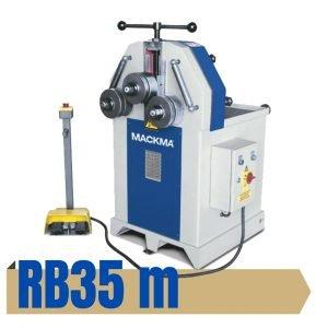 RB35m Ring Roller Machine